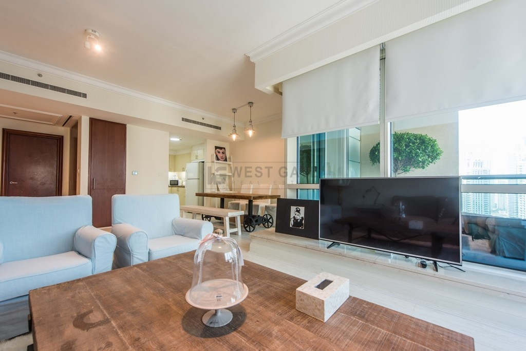 Apartment in Emaar 6 Towers For Rent