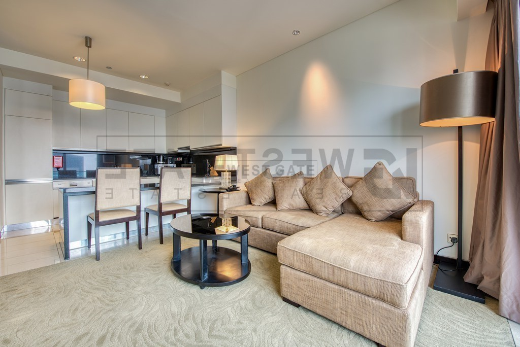 Apartment in The Address Dubai Marina For Rent