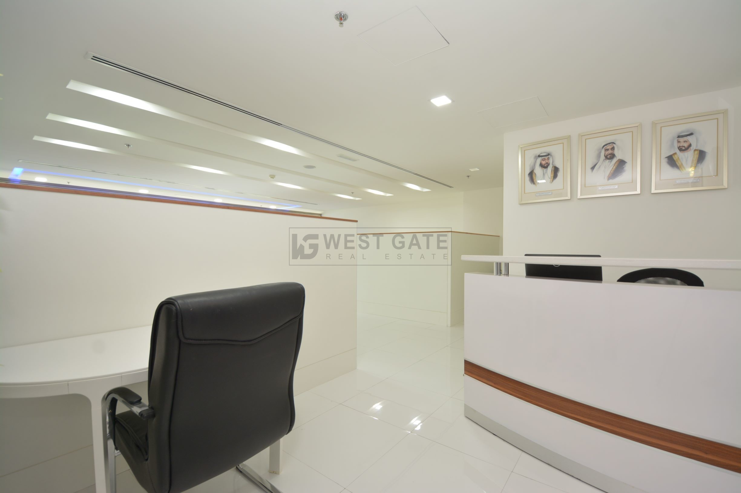 Office space in The Binary Tower For Sale