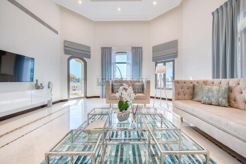 Villa in Garden Homes For Rent